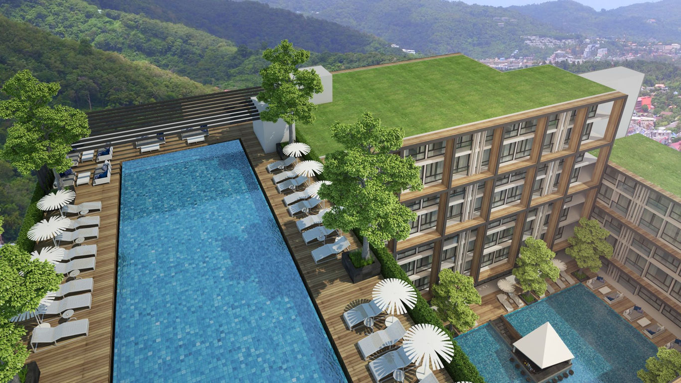 VERY EXCEPTIONAL PROMOTION AT MODERN PATONG  Reduced to 2,900,000 THB