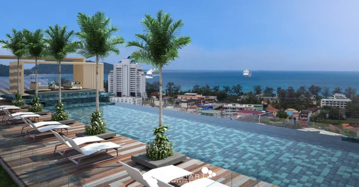 Investment Condos in Patong Phuket starting from only 2.75 MB  7% Annual ROI for 15 Years
